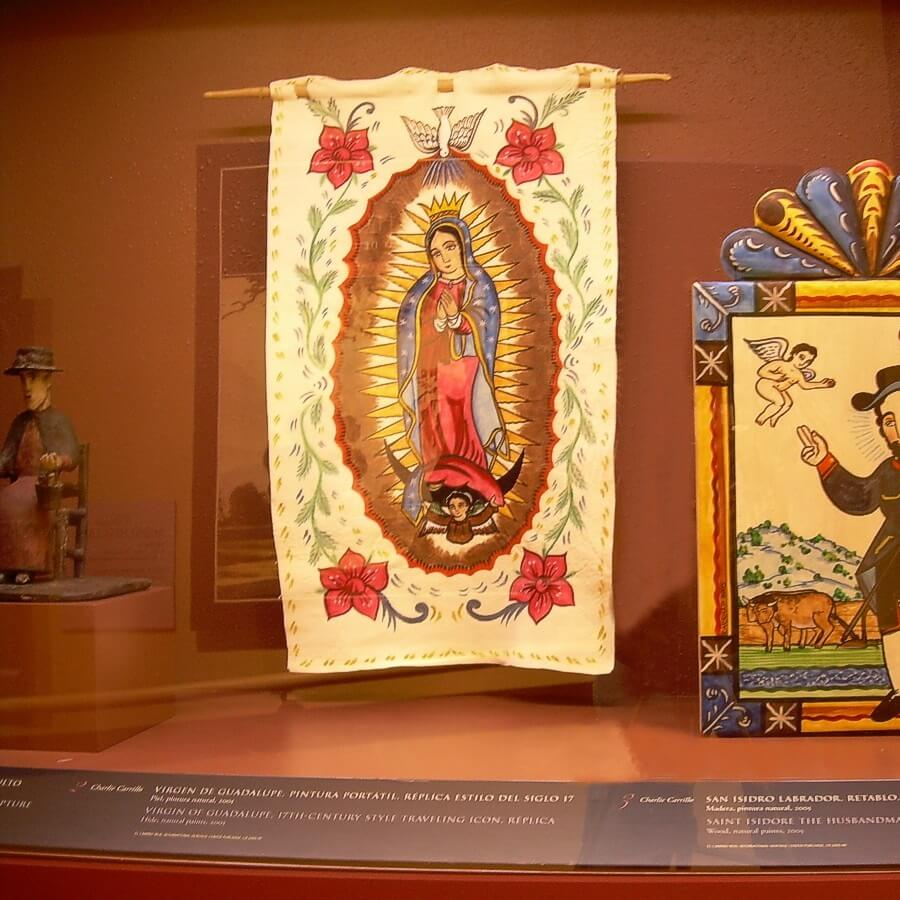 El Camino Real also brought culture, religion and literature from the old world that formed the heritage of today's Mexico and New Mexico.<br><br><b>Photo by Friends of El Camino Real</b>